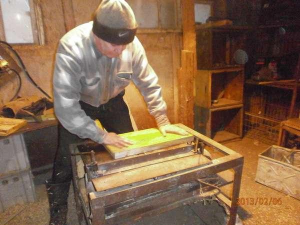 Изготовление ульев своими руками от а до