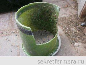 Траворезки для свежескошенной травы своими руками
